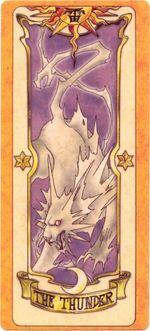 The Thunder - Cardcaptor Sakura Wiki - Wikia