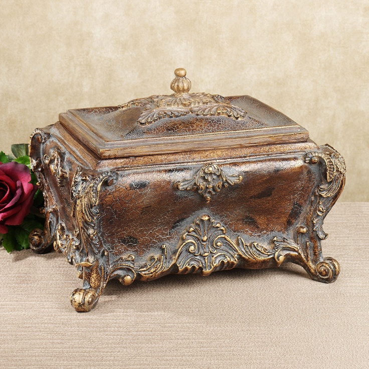 Herrons Decorative Box