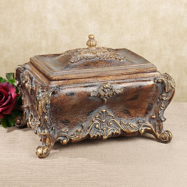 Herrons Decorative Box