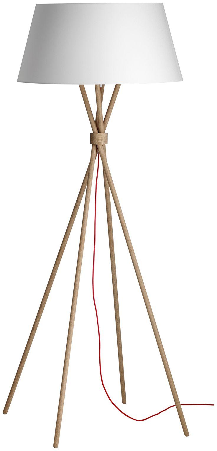 Moderna golvlampor - Kvalitet från BoConcept