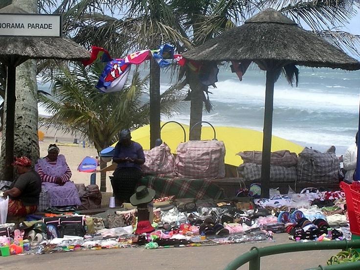 Margate Beach, Kwa Zulu, Natal