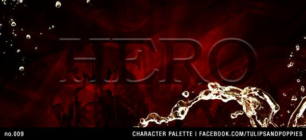 no.009 Character Palette: Hero --- Be Inspired. Create. Write --- Click the photo to follow the journey of sisters co-authoring their first young adult novel. In their fantasy story, fourteen year-old Petunia resists her role as the 'chosen one' to save a forgotten realm. #writersblock #tulipsandpoppies #ya #youngadult #amwriting #amwritingya #writingprompt