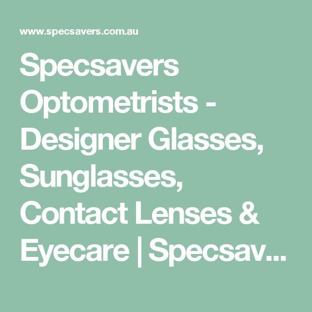 Specsavers Optometrists - Designer Glasses, Sunglasses, Contact Lenses & Eyecare   Specsavers Australia