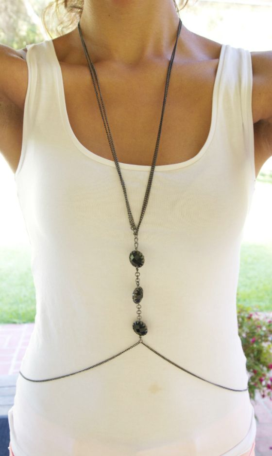 DIY body chain