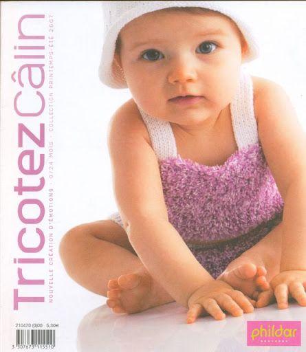 Phildar Layette 470 - Silvina Verónica Gordillo - Picasa Web Albums*