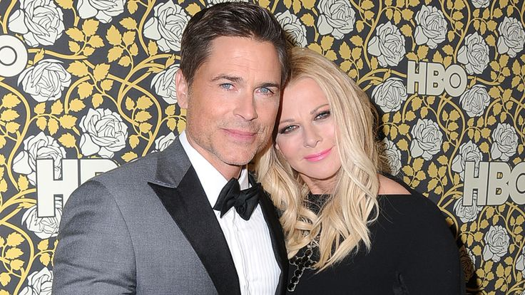 Rob Lowe reveals how he reconnected with wife after kids left for college