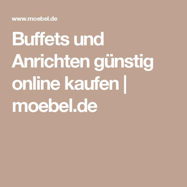 Vintage Buffets und Anrichten g nstig online kaufen moebel de