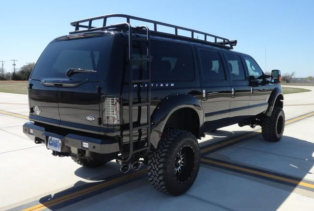 Trucks Jacked Up >> 2016 Ultra Excursion Package | Ford | Pinterest