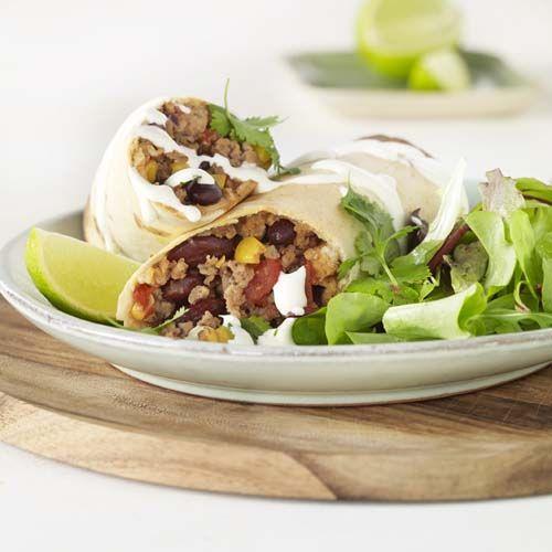 Mexicaanse enchilada