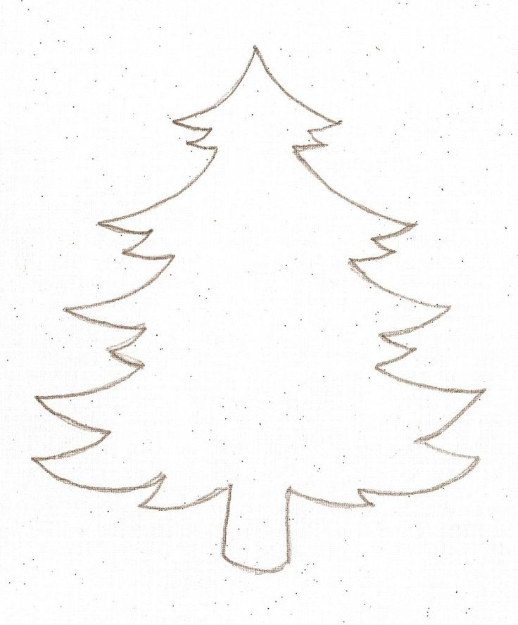 christmas tree template - Brotherbangun.net