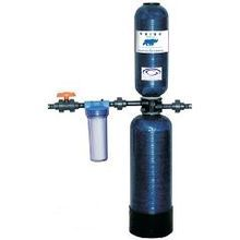 Aquasana Rhino EQ-300 Whole House Water Filtration System -  Its 4 stage filtration process supplies better than bottled water quality throughout the entire household for only cents a day! This whole house water filter is the most valuable and beneficial home appliance you can own. The EQ-300 whole house water filter supplies healthy, filtered water to every faucet and water source in the house. It works as a point-of-entry system to reduce chlorine and chlorine-resistant parasites as soon…