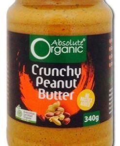 absolute-organic-crunchy-peanut-butter-340g