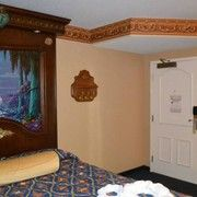 Walt Disney World Resorts are grouped by value, moderate, deluxe and deluxe villa categories. Princess Room at Port Orlean's Riverside Resor...