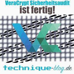 Das VeraCrypt Sicherheitsaudit ist fertig!