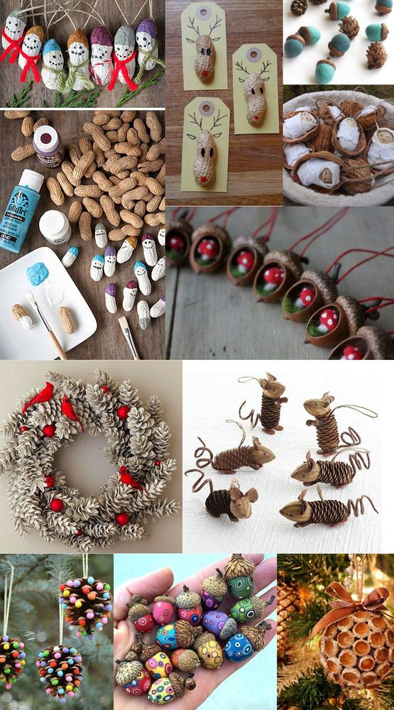 Создание новогоднего декора: 40 оригинальных и милых идей - Ярмарка Мастеров - ручная работа, handmade