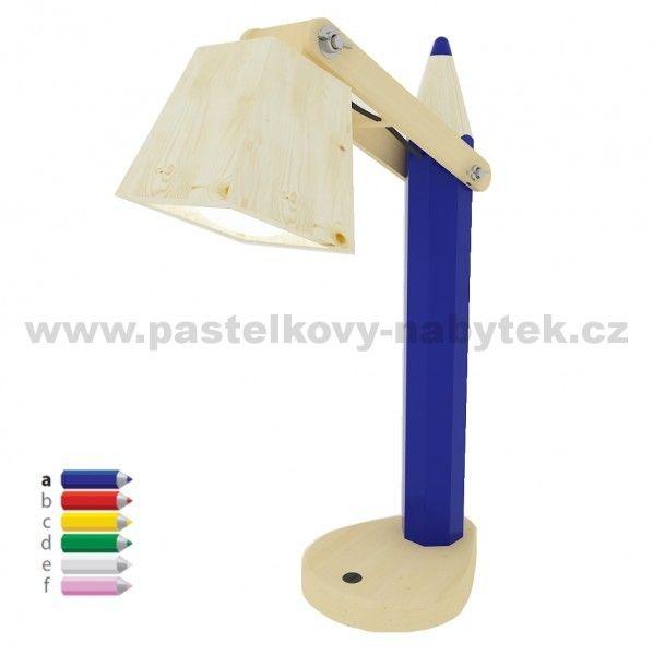 Stolní lampička | Dětský dřevěný nábytek - BOB nábytek