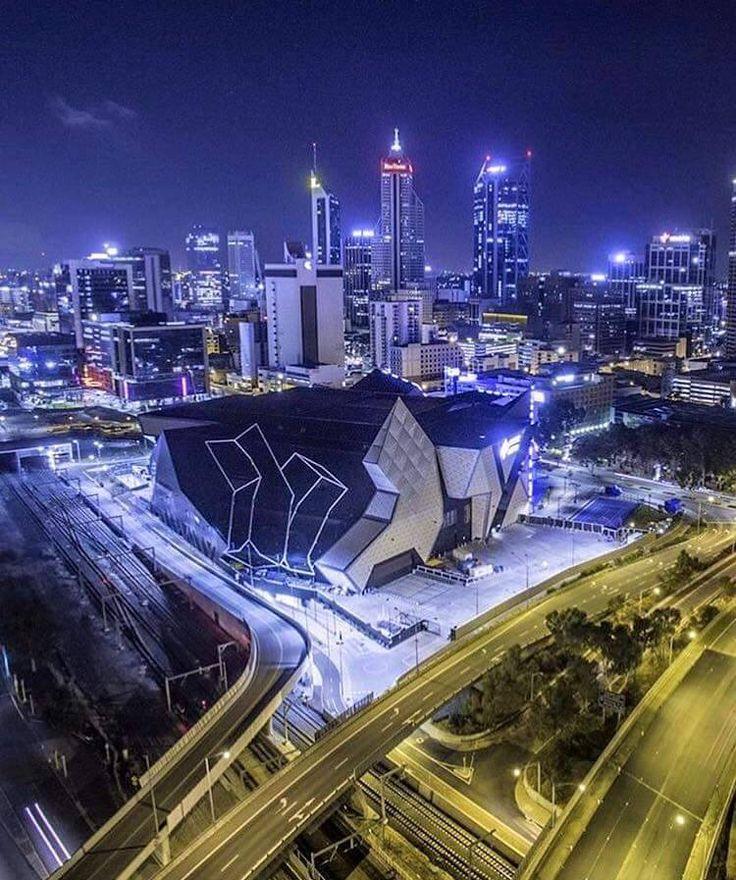 Perth, Perth Arena