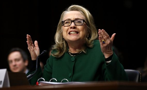 Can Anyone Stop Hillary? Absolutely The former secretary of state may still be the frontrunner for the Democratic nomination, but she hasn't done much to help her cause lately 1/21>>>>
