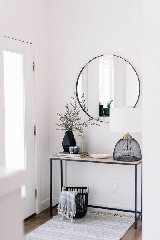 Minimal interior design #interiorgoals #minimalinterior #minimabedroom #interiordecor #interiordesign / Pinterest: @fromluxewithlove