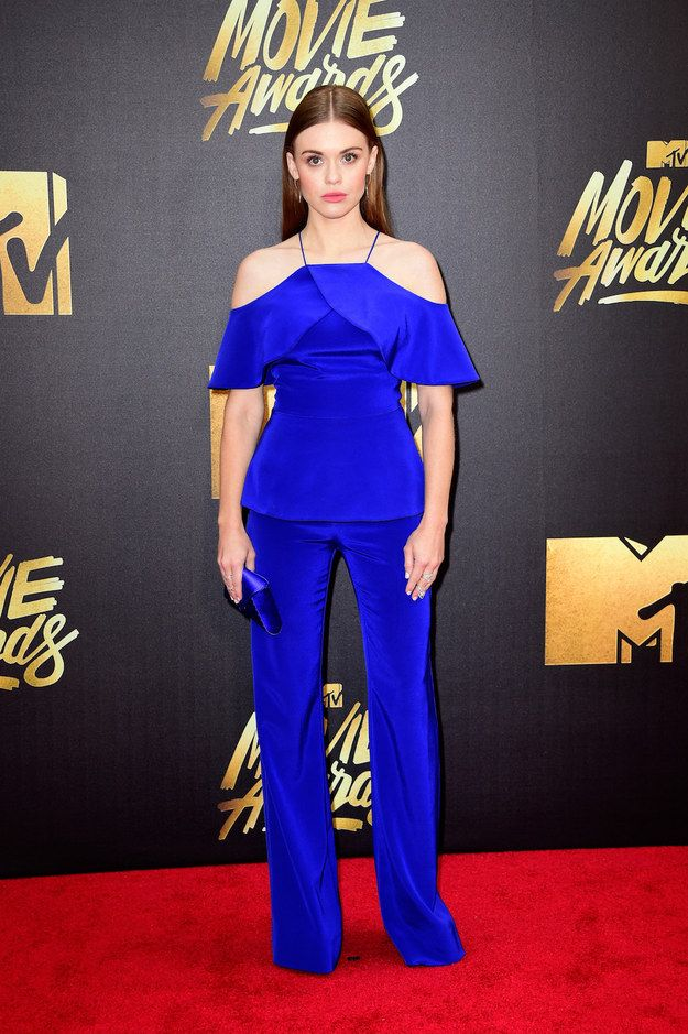 Holland Roden | Here's What Everyone Wore To The 2016 MTV Movie Awards