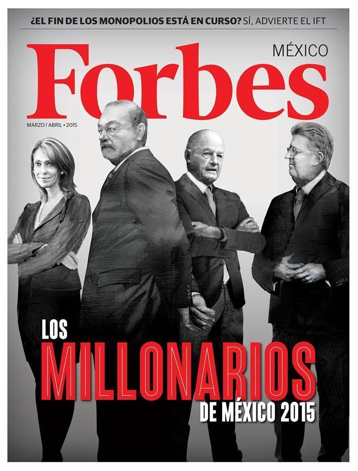 Los millonarios de México nos cuentan sus secretos. www.forbes.com.mx