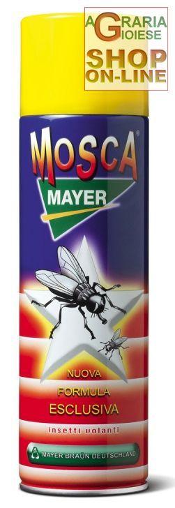 MAYER INSETTICIDA SPRAY MOSCHE ML. 500 https://www.chiaradecaria.it/it/insetticidi-uso-civile/12539-mayer-insetticida-spray-mosche-ml-500-8011412003222.html