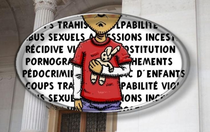 Deux Marocains en situation irrégulière sont jugés à partir d'aujourd'hui pour plusieurs viols collectifs commis sur des garçons âgés de 8 à 11 ans.