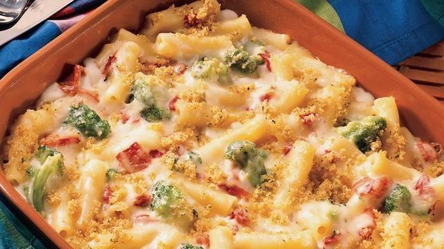 Italian Mac and Cheese: Italian Recipes, Italian Macaroni, Mac Cheese, Macaroni And Cheese, Cheese Italian, Yummy Food, Belle Peppers, Chee Italian, Mac And Cheese