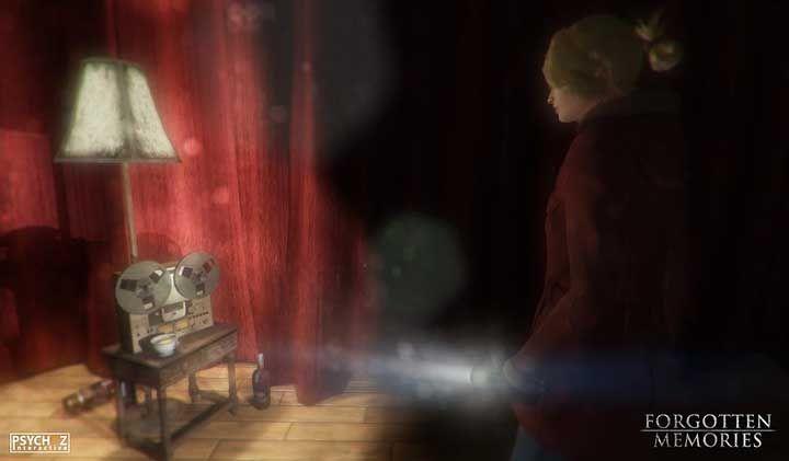 jeu vidéo forgotten memories