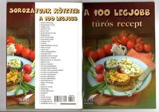 A 100 legjobb turos recept(toro elza) 2006