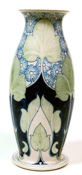 Galileo Chini vasi maiolica
