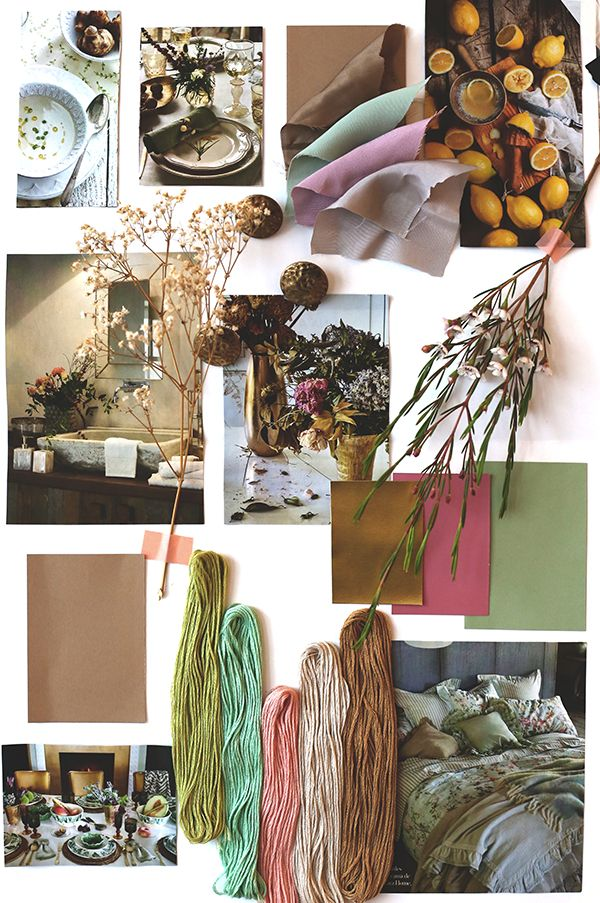 A mood board workshop review-Eclectic Trends #moodboard