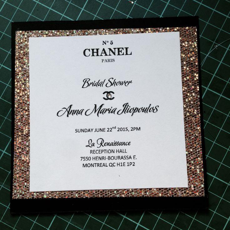 creative bridal shower invitation ideas%0A Unique