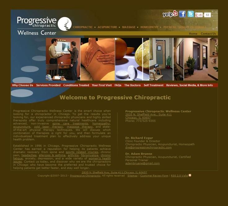 Progressive Chiropractic Wellness Center