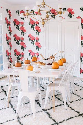 44 thanksgiving table settings for 2017 in 2019 thanksgiving decor rh pinterest com