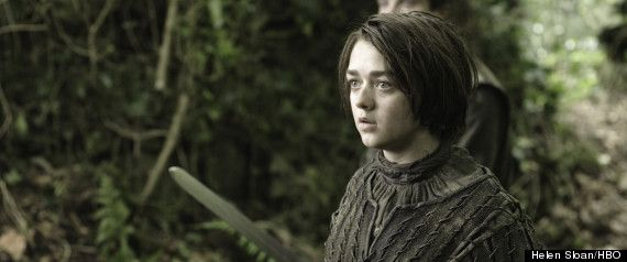 'Game Of Thrones' Arya Stark Speaks: Maisie Williams On Season 3 Finale, Her Red Wedding Vine