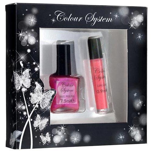 Beauty Box Nail and Lipgloss Set | Poundland