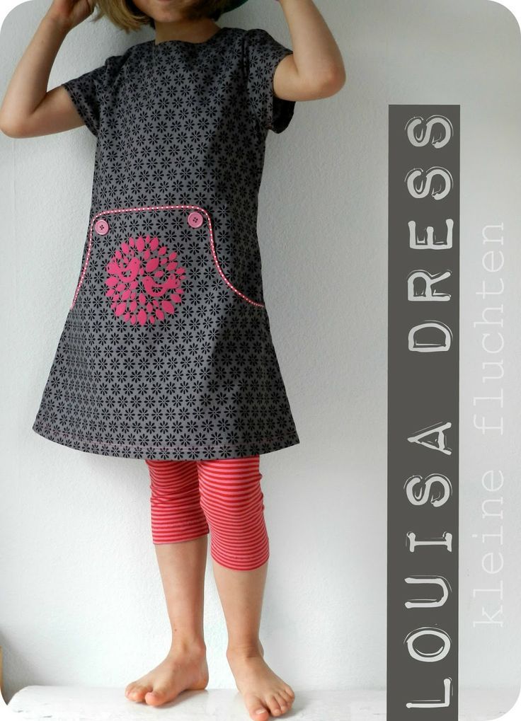 kleine fluchten - Louisa Dress