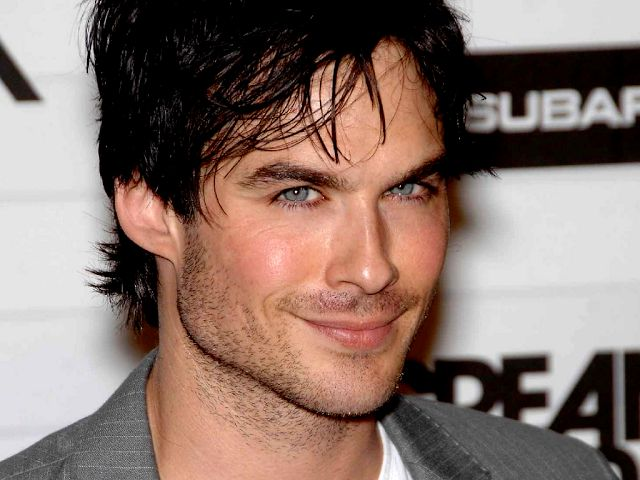 Good Looking Scottish Men | Ian Somerhalder is the hottest vampire on television ever. He is very ...