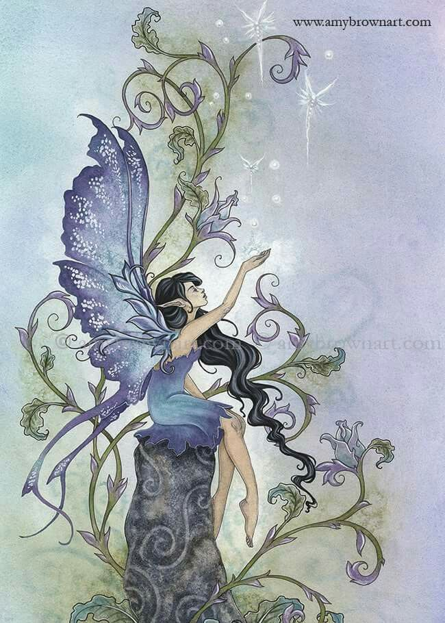 1812 best amy brown coloring pages images on Pinterest  Fairy art