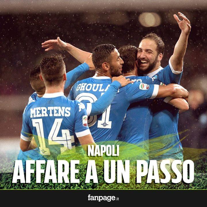 ⚽️ TUTTO CALCIO ⚽️: [ULTIM'ORA] Il Napoli è pronto ad accogliere il su...