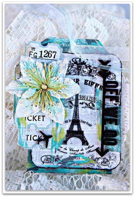 Project created by More Than Words DT member Janice Nicholls inspired by the July 2017 Mini Challenge using the mini word GO.  More details at http://morethanwordschallenge.blogspot.ca/2017/07/july-2017-mini-challenge-go.html.  #morethanwordschallenges #morethanwords #mtwchallenges #mtw