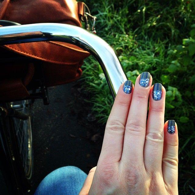 Nice shine on my bike