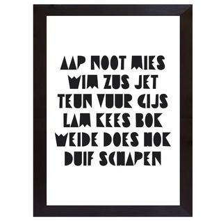 Aap Noot Mies poster