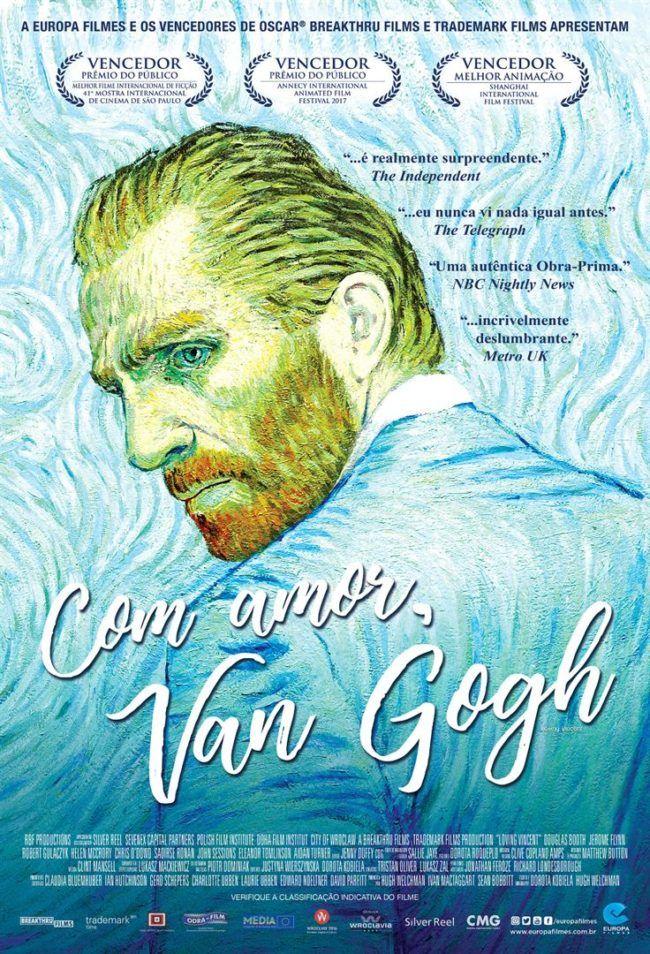 Assistir Com Amor Van Gogh Legendado Online No Livre Filmes Hd