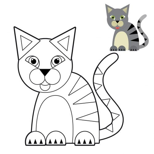 70 best Animals Coloring Pages images on Pinterest