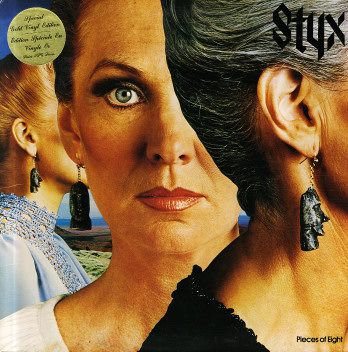 Styx : Pieces Of Eight (LP, Vinyl record album) -- Dusty Groove is Chicago's Online Record Store