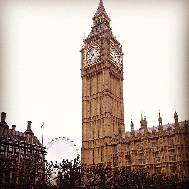 London First Time Visitor's Guide by Jen of Lady Relocated