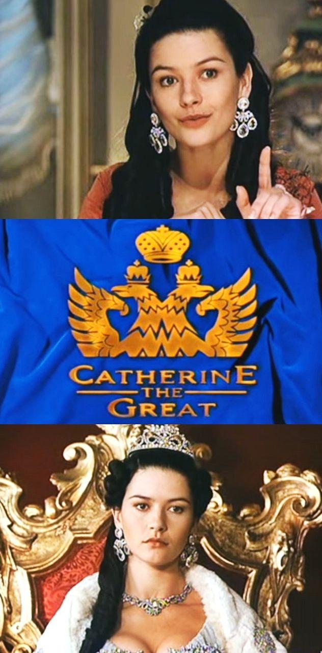 Catherine Zeta-Jones - Catherine the Great [1996]  Коня хоть не привели к концу фильма и на том спасибо ))
