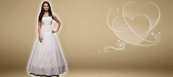 Kedves menyasszonyok! Az olcsomenyasszonyiruha oldal igen kedvező árú, olcsó menyasszonyi ruhák eladásával foglalkozik. Nálunk minden ruha 19.990 és 59.990 Ft között vásárolható meg azonnal.